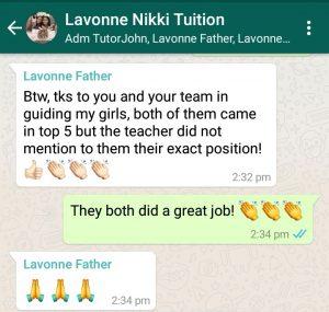 P3 Nikki P6 Lavonne